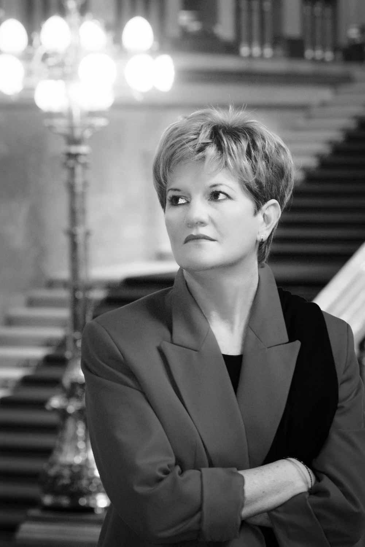 Szily Katalin, portré © Hatlaczki Balázs